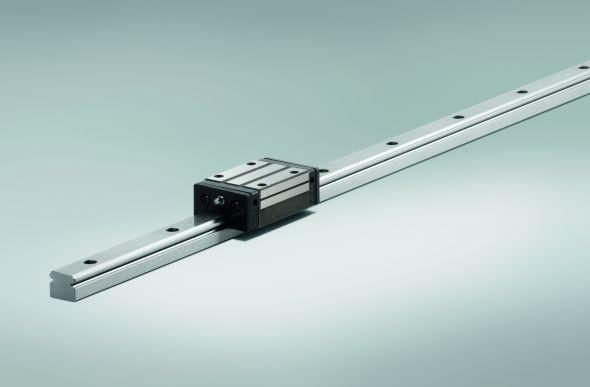 Lineární vedení od NSK prodlužuje životnost strojů a automatizovaných linek