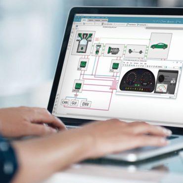 Všestranný systém pro robustní simulace mechatronických modelů