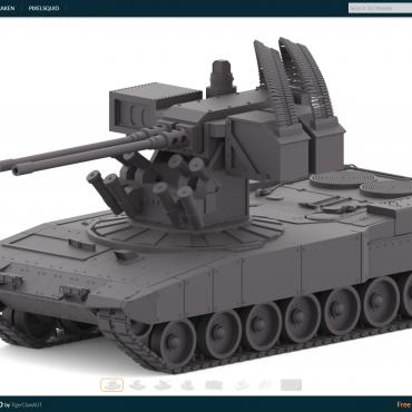12 nejlepších webů, kde hledat modely pro 3D tisk, obrábění a vizualizace